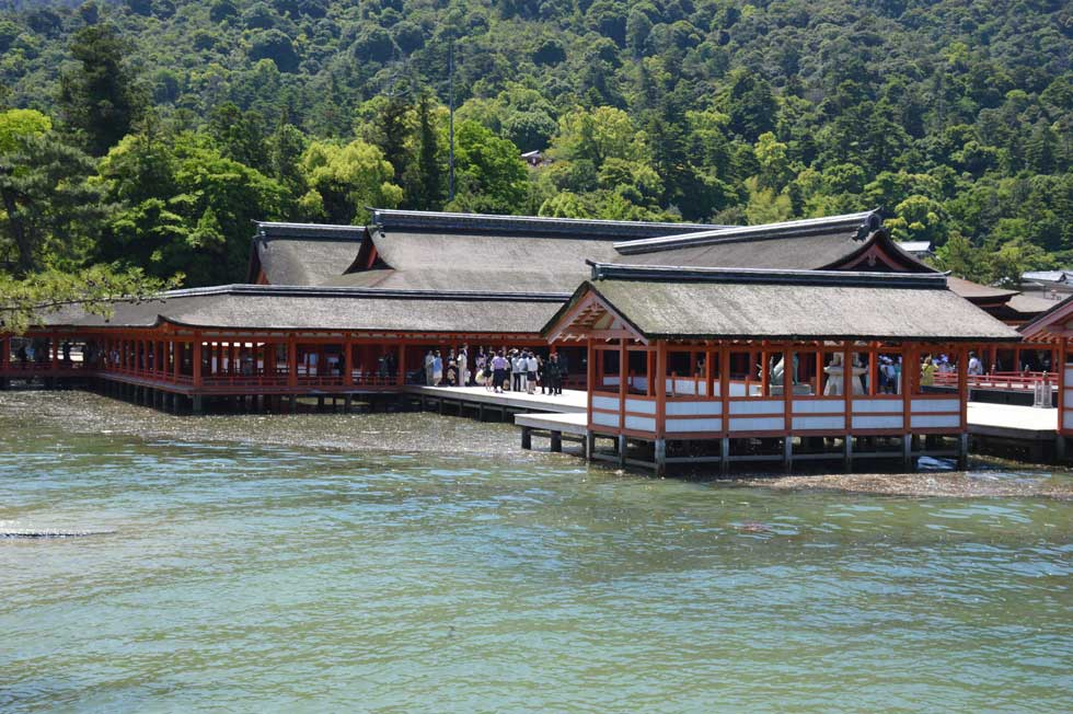 Itsukushima Shrine, Miyajima, Japan